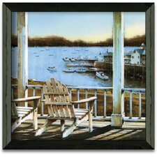 Harbor View Art Print Wall Art
