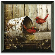 Cardinals Art Print Wall Art