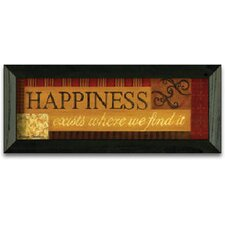Happiness Art Print Wall Art