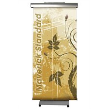 Maverick Motorized Scrolling Loop Banner Stand