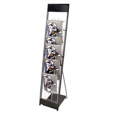 <strong>Orbus Inc.</strong> 10-Up Flat Literature Rack