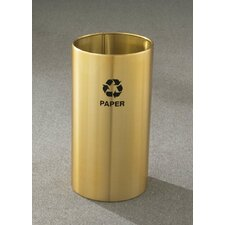 RecyclePro Single Stream Open Top Industrial Recycling Bin