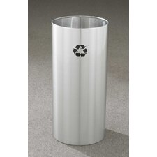 <strong>Glaro, Inc.</strong> RecyclePro Single Stream Open Top Recycling Receptacle
