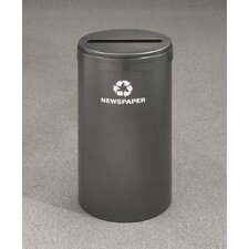 <strong>Glaro, Inc.</strong> RecyclePro Value Series Single Stream  Recycling Receptacle