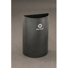 RecyclePro Value Series Recycling Receptacle