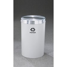 RecyclePro Single Stream 33 Gallon Industrial Recycling Bin