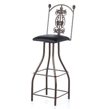 "Tall Grapes 36"" Swivel Bar Stool"