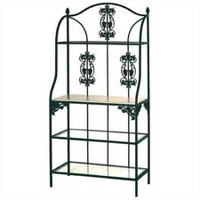 <strong>Grace Collection</strong> Vineyard Baker's Rack