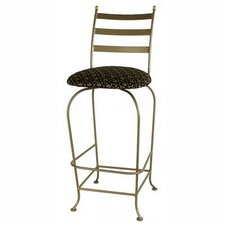 "Carolina 24"" Swivel Bar Stool"