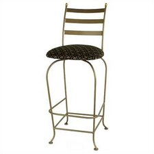 <strong>Grace Collection</strong> Carolina Swivel Bar Stool
