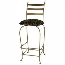 "<strong>Grace Collection</strong> Carolina 30"" Swivel Bar Stool"
