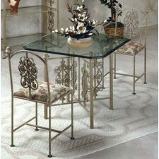 <strong>Grace Collection</strong> Garden 3 Piece Dining Set