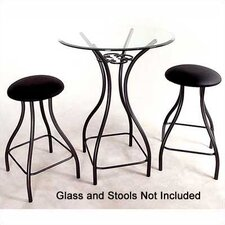 <strong>Grace Collection</strong> Contempo Pub Table with Optional Stools