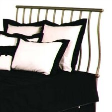 Sleigh Wrought Iron Headboard