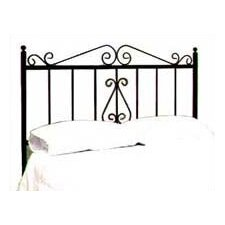 French Wrought Iron Headboard