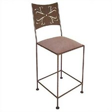 "<strong>Grace Collection</strong> Wheat 24"" Bar Stool"
