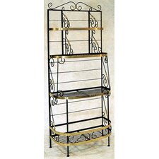 <strong>Grace Collection</strong> French Baker's Rack