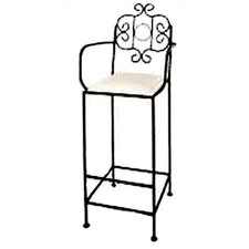 <strong>Grace Collection</strong> French Arm Bar Stool