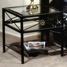 <strong>Grace Collection</strong> Neoclassical  Nightstand