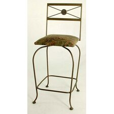 Neoclassic Swivel Counter Stool
