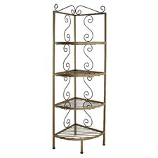 <strong>Grace Collection</strong> Corner Baker's Rack