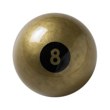 Aramith Billiard Balls Golden 8 Ball