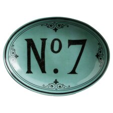 Voyage No. 7 Oval Serving Tray
