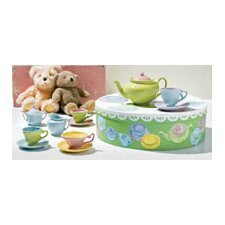 <strong>Rosanna</strong> Tea For Me Too 13 Piece Child's Tea Set