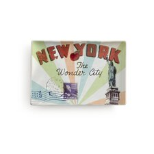 Voyage New York Rectangular Serving Tray