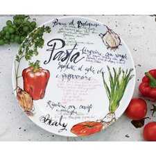 "Pasta Italiana 13"" Serving Bowl"