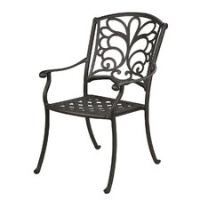 <strong>Suncoast</strong> Windsor Stacking Dining Arm Chair