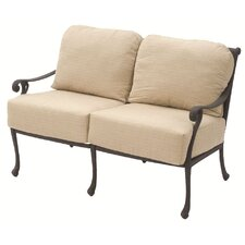 Presidio Deep Seating Loveseat