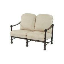 <strong>Suncoast</strong> Heritage Cushion Deep Seating Loveseat