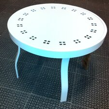 <strong>Suncoast</strong> Patterned Round Side Table