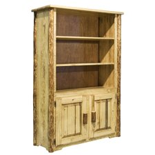 "Glacier Country 63"" Bookcase"