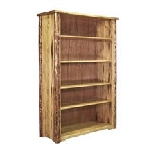 "<strong>Montana Woodworks®</strong> Glacier Country 63"" Bookcase"