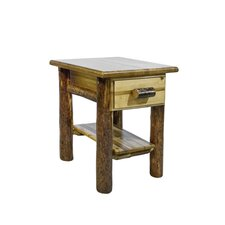 <strong>Montana Woodworks®</strong> Glacier Country 1 Drawer Nightstand