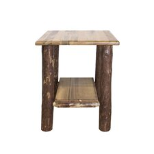 Glacier Country Nightstand