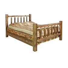 Homestead Slat Bed
