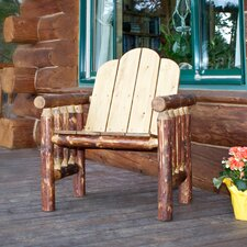 Glacier Country Deck Chair