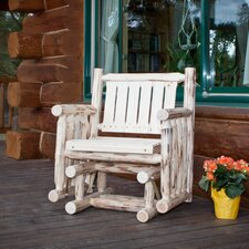 <strong>Montana Woodworks®</strong> Montana Single Seat Glider