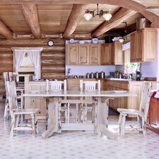 <strong>Montana Woodworks®</strong> Montana Dining Set