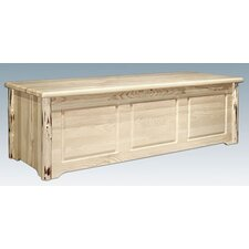 Montana Trunk Blanket Chest
