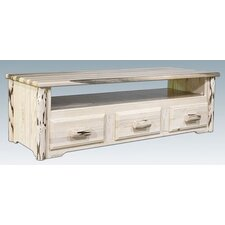 <strong>Montana Woodworks®</strong> Montana Sitting Chest / Entertainment Center