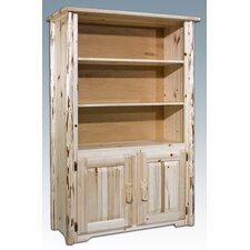 Montana Bookcase with Storage