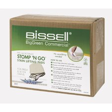 <strong>Bissell BigGreen Commercial</strong> Spot and Stain Lifting Pads