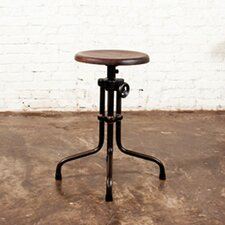 "<strong>District Eight Design</strong> V19R 20.5"" Adjustable Bar Stool"