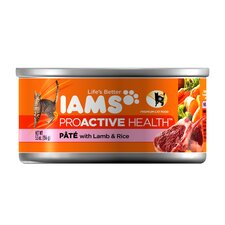 ProActive Health Adult Wet Cat Food with Lamb and Rice (5.5-oz, case of 12)