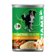 ProActive Health Adult Wet Dog Food with Chicken and Rice (13.2-oz,case of 12)