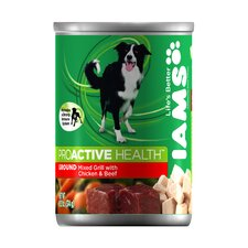 ProActive Health Adult Wet Dog Food with Chicken and Beef (13.2-oz,case of 12)